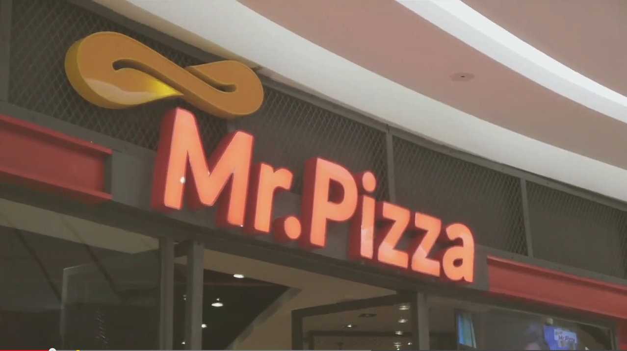 Mr Pizza in China Yixing